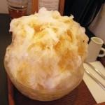 三日月氷菓店 ほうじ茶