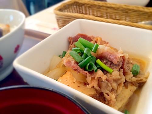 特製肉豆腐