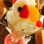 小川珈琲 夏菓 しろくま