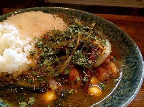インド風カレー チキン 辛さ3