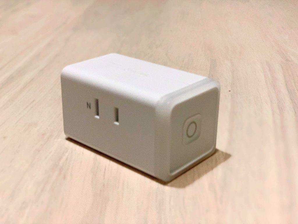 TP-Link WiFiスマートプラグの設定とEcho(Alexa)との連携