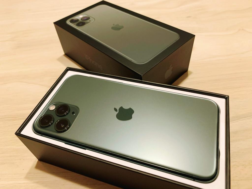 iPhone 11 Pro 512GB ミッドナイトグリーン